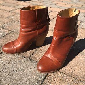 RAG & BONE Newburyport brown boots 37 1/2 7 1/2